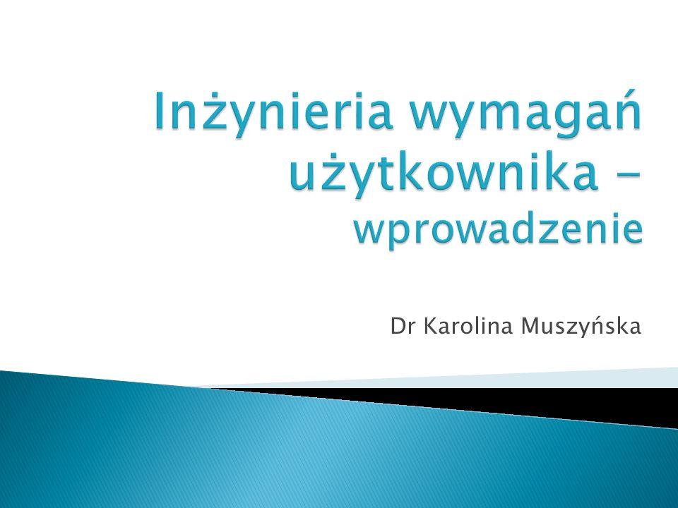 Dr Karolina Muszyńska