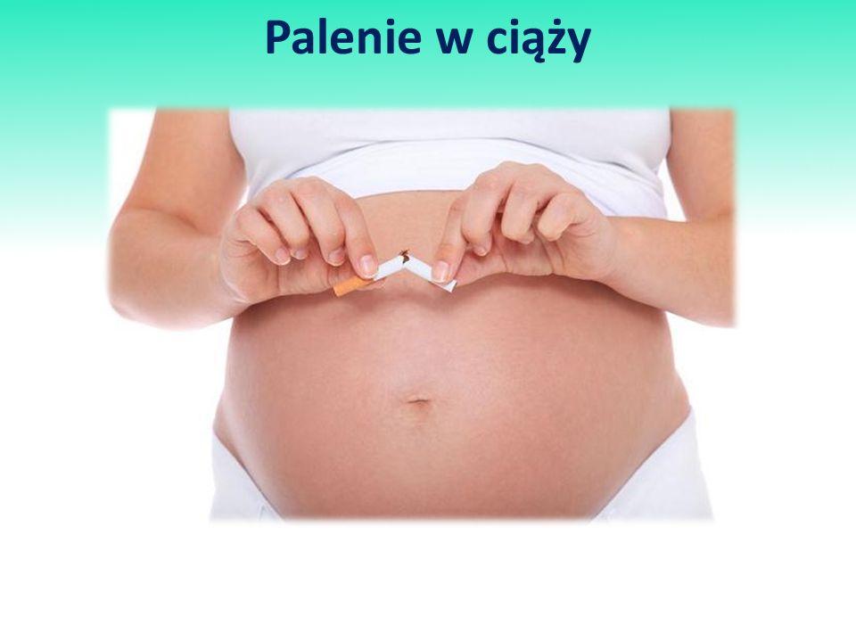 To nieprawda, że: palenie zapobiega przybieraniu na wadze lekkie papierosy są mniej szkodliwe skoro twoje znajome paliły w ciąży i urodziły zdrowe dzieci, to i twojemu nic nie grozi po porodzie będzie łatwiej zerwać z nałogiem substancje szkodliwe są filtrowane przez organizm matki; dla malucha są one dużo groźniejsze niż dla ciebie, bo jego system odpornościowy nie jest w pełni wykształcony.