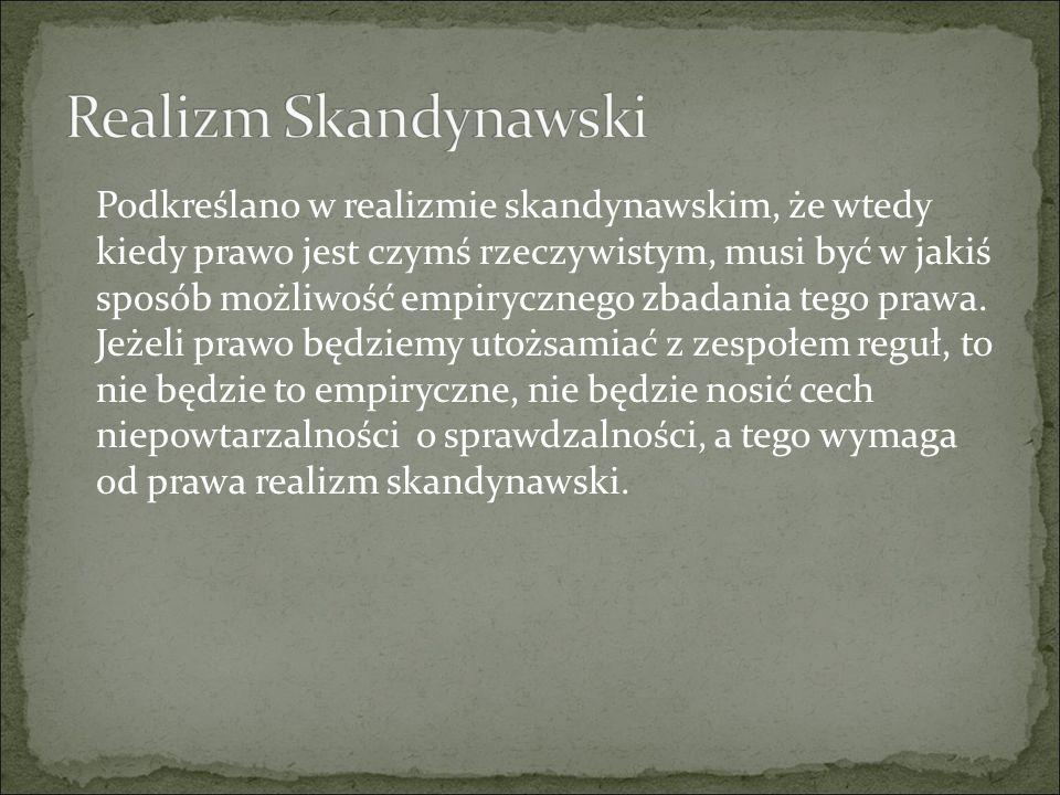 Realizm skandynawski podkreślał również brak obiektywności.