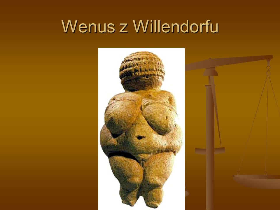 Wenus z Willendorfu