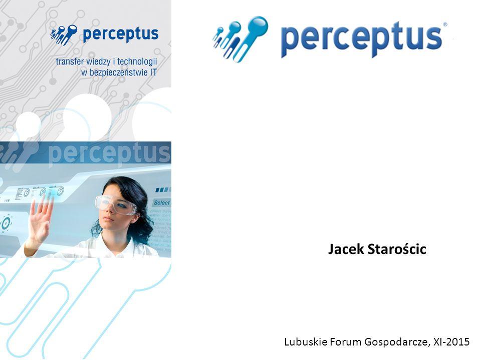 Perceptus jest spółką technologiczną.