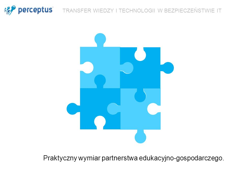 Praktyczny wymiar partnerstwa edukacyjno-gospodarczego.