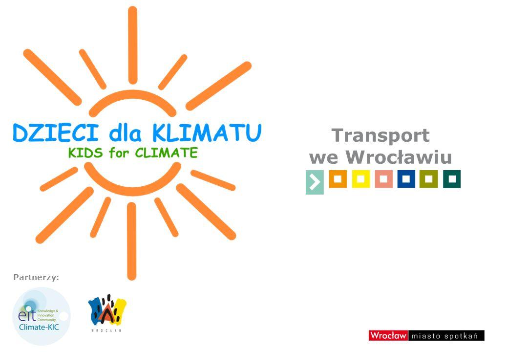 Transport we Wrocławiu Partnerzy: