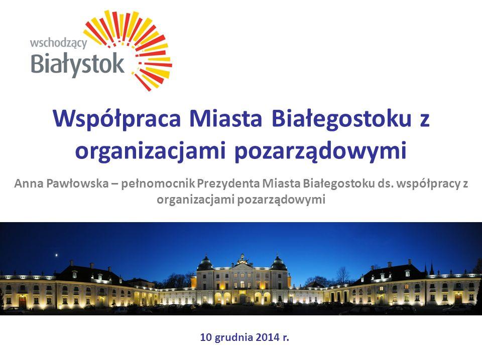 Współpraca samorządu z organizacjami pozarządowymi Podstawę współpracy samorządu i organizacji pozarządowych stanowi ustawa z 24 kwietnia 2003 roku o działalności pożytku publicznego i o wolontariacie