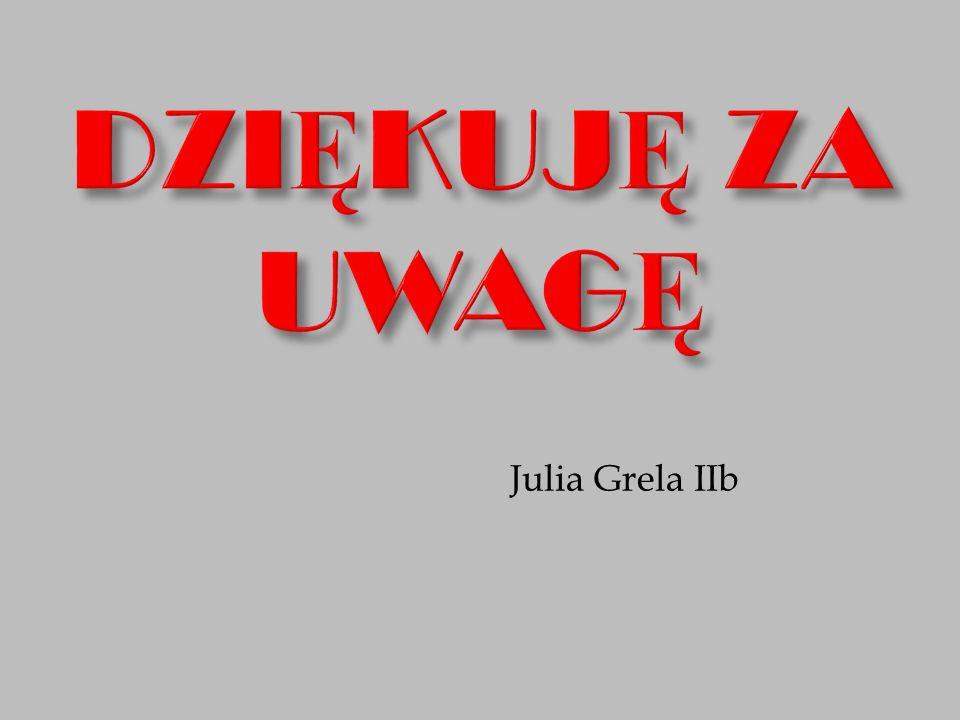 Julia Grela IIb