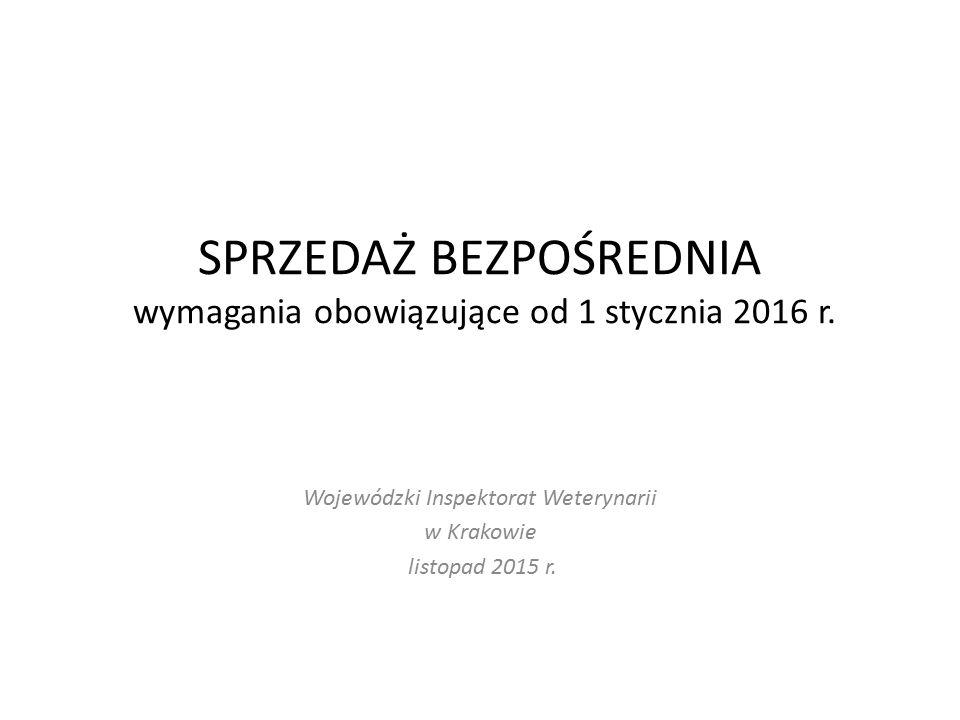 Rozporządzenie Ministra Rolnictwa i Rozwoju Wsi z dnia 30 września 2015 r.