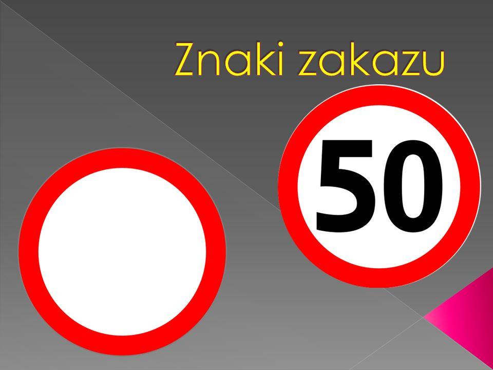 Znak ten oznacza odwołanie ograniczenia prędkości wprowadzonego znakiem B-33.