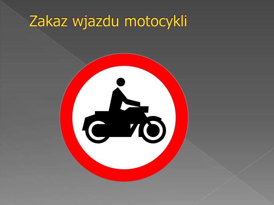  B-9 Znak ten oznacza zakaz ruchu na jezdni i poboczu rowerów i motorowerów.