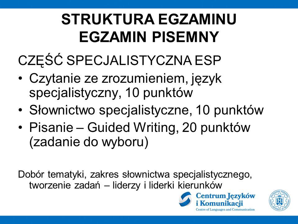 STRUKTURA EGZAMINU EGZAMIN PISEMNY przykładowy EGZAMIN ACERT, strona CJKprzykładowy EGZAMIN ACERT, strona CJK