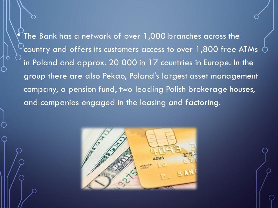 Bank Pekao SA has won many prestigious awards and distinctions, both in Poland and internationally.