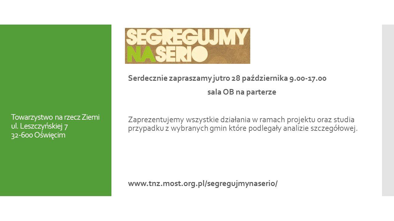 Towarzystwo na rzecz Ziemi ul.