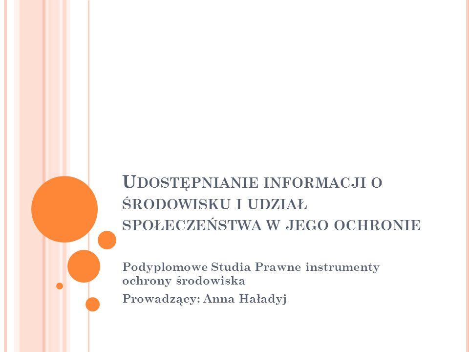 Ź RÓDŁA PRAWA POLSKIEGO (2) Rozporządzenia do uuiś Rozporządzenie MŚ z 12 listopada 2010 r.