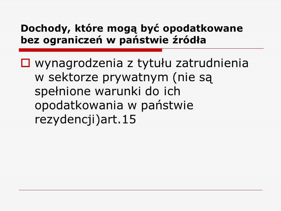 Kazus III SA/ Wa 2071/07  Skarżący, będący osobą prawną zarejestrowaną w Japonii, zawrze ze spółką polską umowę licencyjną, na podstawie której udzieli tej spółce licencji na produkcję substancji chemicznej o nazwie PTA.