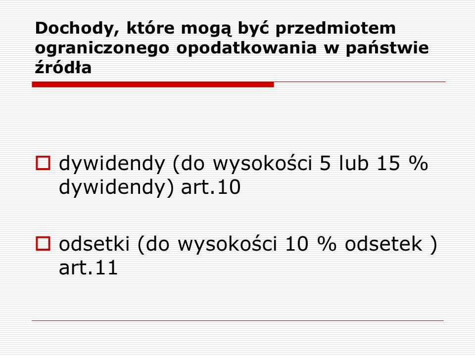 Kazus  Ponadto na pisemne żądanie spółki polskiej Skarżący będzie świadczyć następujące usługi dodatkowe:  np.