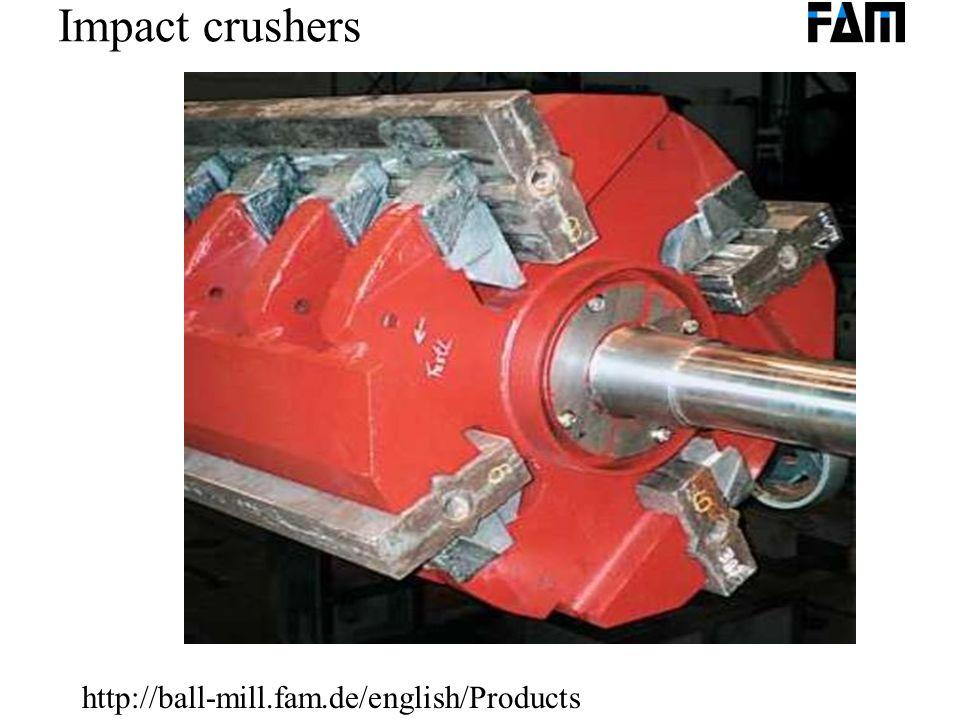 Impact crushers