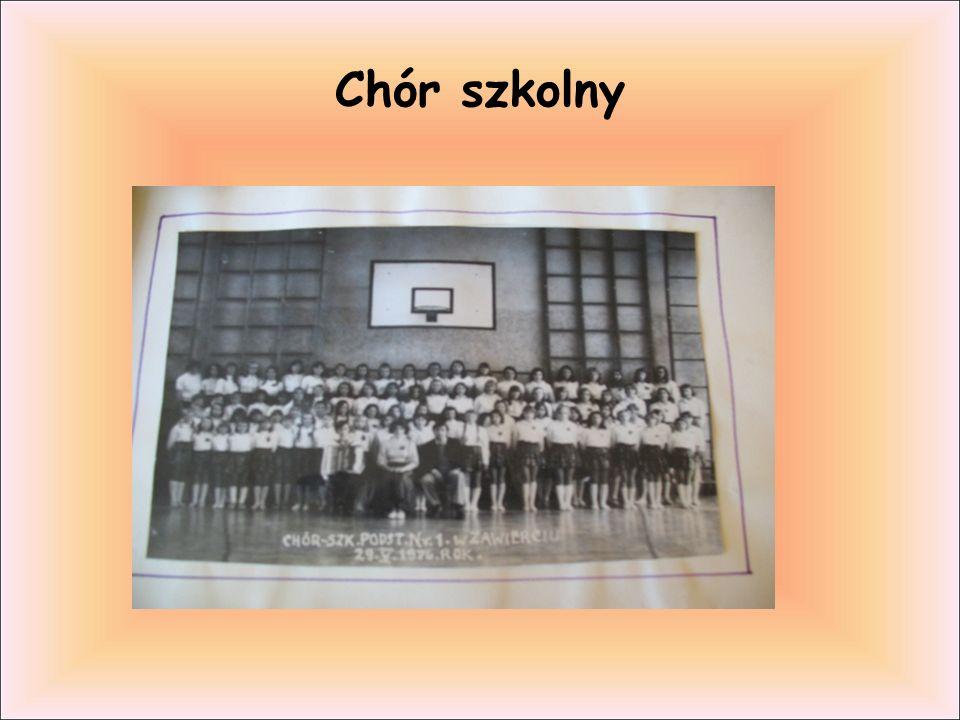 Chór szkolny