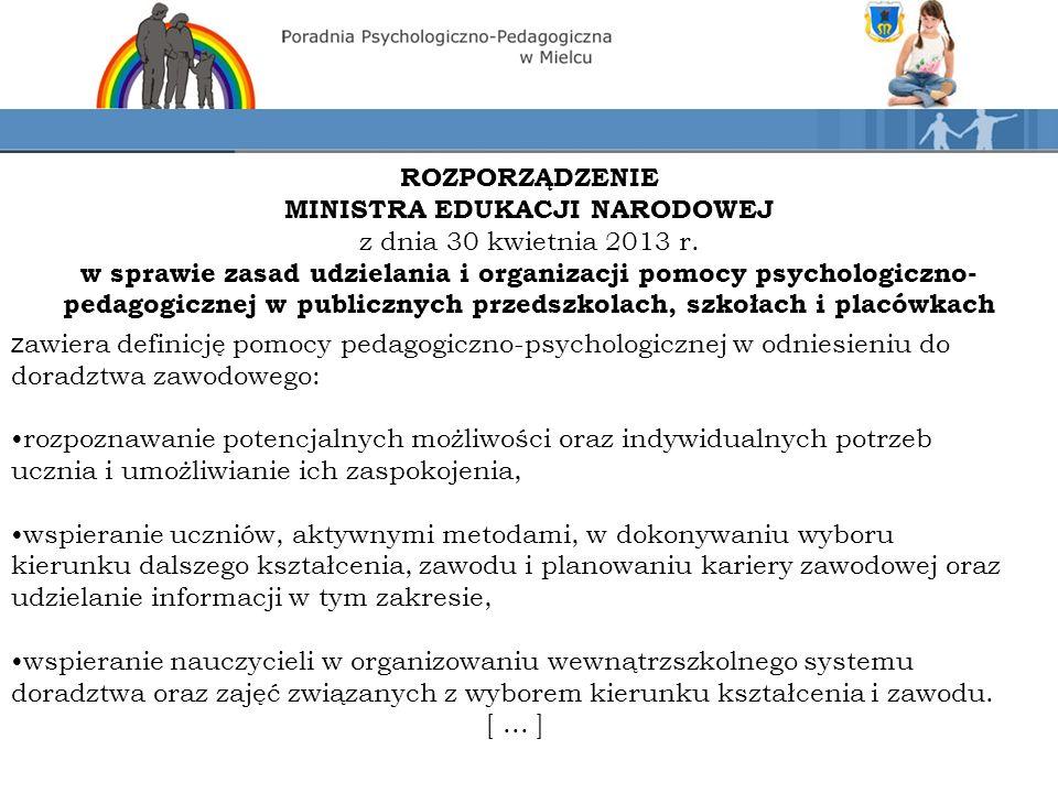 § 5.2.Pomoc psychologiczno-pedagogiczna w szkole jest organizowana w szczególności w formie: [...