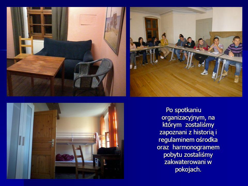Pani Janina Malinowska, nauczyciel pnz w CKP, podczas wizyty studyjnej usłyszała o nas wiele ciepłych słów i pochwał ze strony kierowników praktyk.