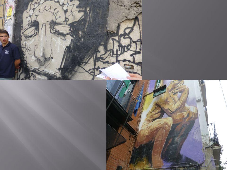Graffiti Tour Jest doskonałą okazją do zapoznania się z twórczością EL Nino De Las Pinturas, anonimowego artysty sztuki ulicznej, którego dzieła można podziwiać w różnych miejscach na całym świecie.