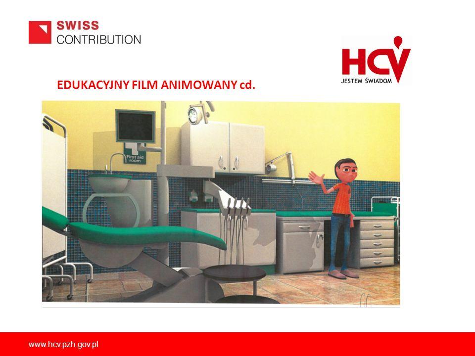 www.hcv.pzh.gov.pl EDUKACYJNY FILM ANIMOWANY cd.