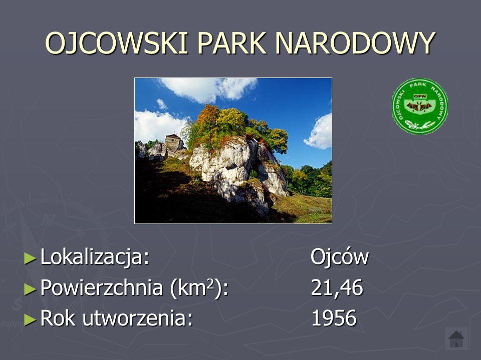 NARWIAŃSKI PARK NARODOWY ► Lokalizacja: Kurowo ► Powierzchnia (km 2 ): 73,50 ► Rok utworzenia: 1996