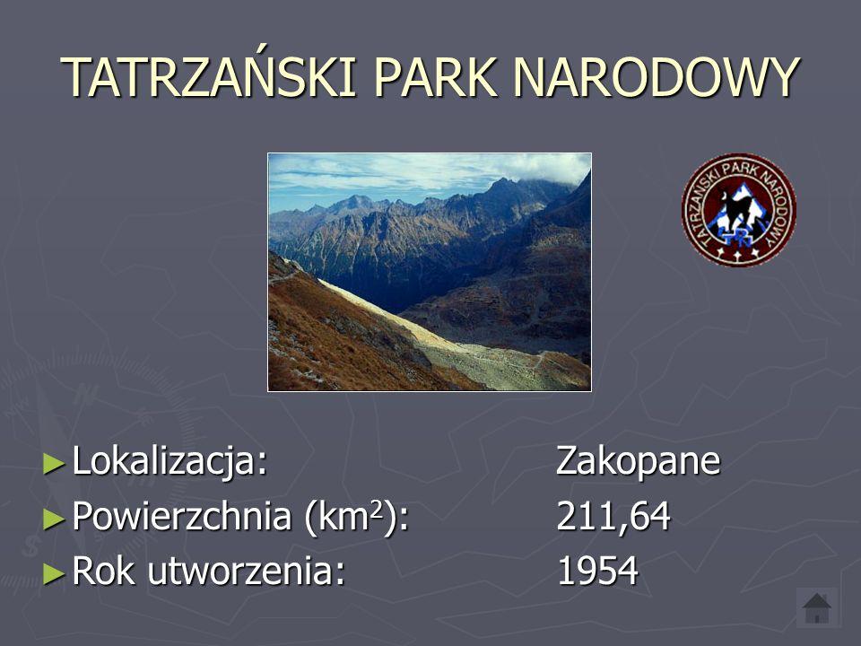 ŚWIĘTOKRZYSKI PARK NARODOWY ► Lokalizacja: Bodzentyn ► Powierzchnia (km 2 ): 76,26 ► Rok utworzenia: 1950
