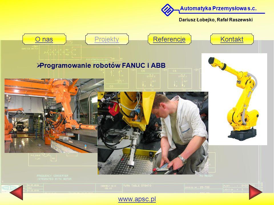 Automatyka Przemysłowa s.c.