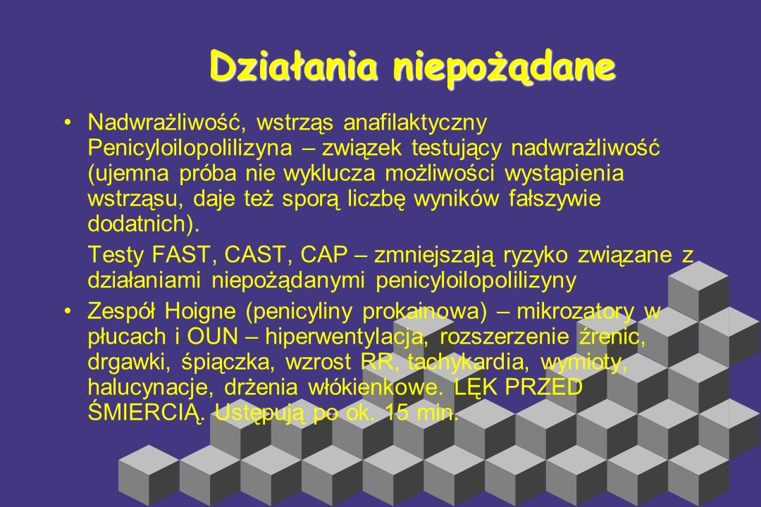 Ureidopenicyliny azlocylina, mezlocylina, piperacylina lepiej od karboksypenicylin działają na Pseudomonas aeruginosa, E. Coli, Proteus. Działają na s
