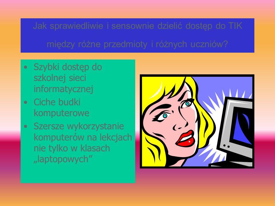 Rozrywka na szkolnych komputerach – kiedy i w jakim zakresie.