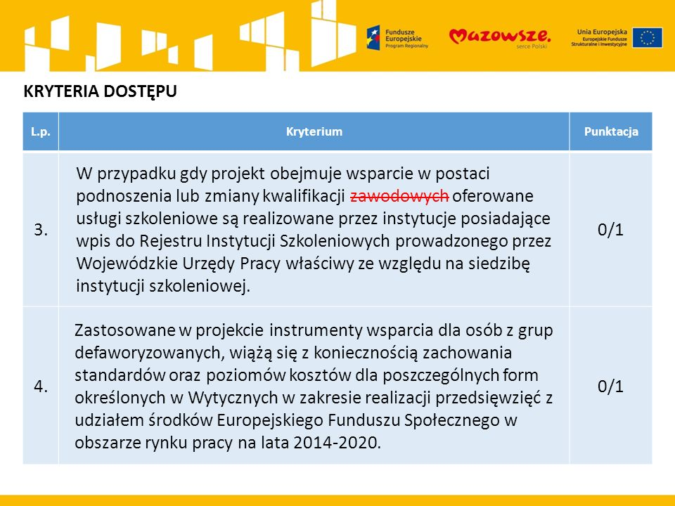 L.p.KryteriumPunktacja 3.