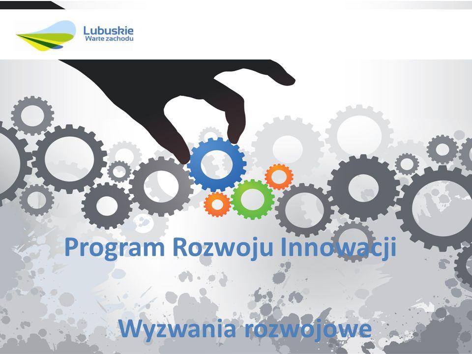 Program Rozwoju Innowacji Wyzwania rozwojowe