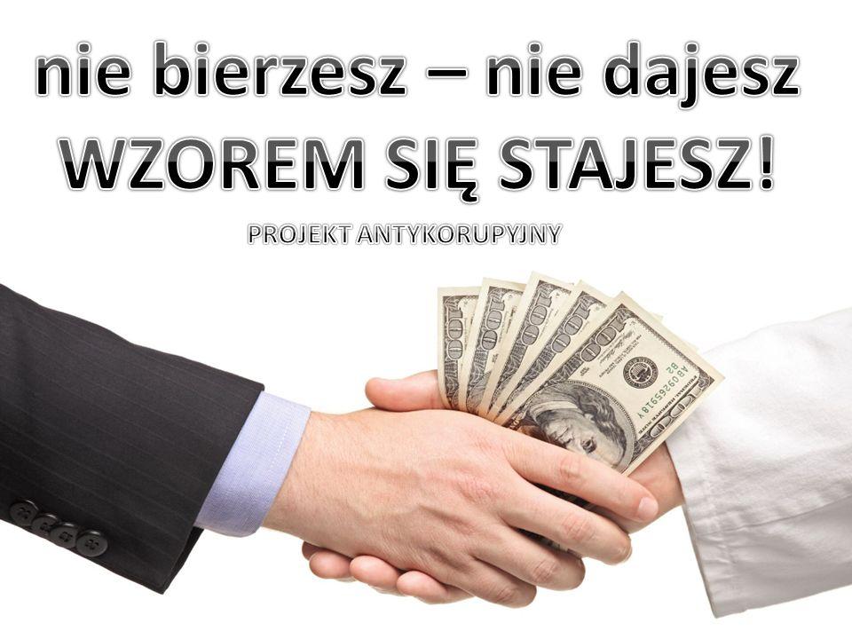 Wymień organ władzy,który zajmuje się korupcją ?