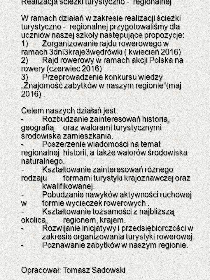 """Realizacją programu """"Mam haka na raka i walczę z nim """"Październik walki z rakiem piersi pod takim hasłem rozpoczęła się Ogólnopolska akcja profilaktyczna walki z rakiem piersi."""