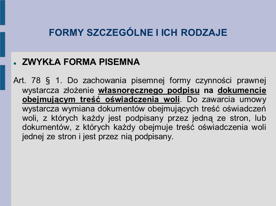 Z.Radwański, Prawo cywilne – część ogólna, Warszawa 2009, wyd.