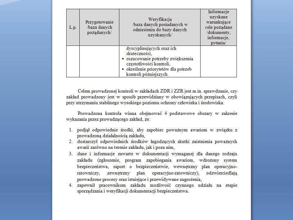 """Monitoring efektów realizacji Projektu PL0100 """"Wzrost efektywności działalności Inspekcji Ochrony Środowiska, na podstawie doświadczeń norweskich 30 Ołtarzew 05-08.11.2013 r."""