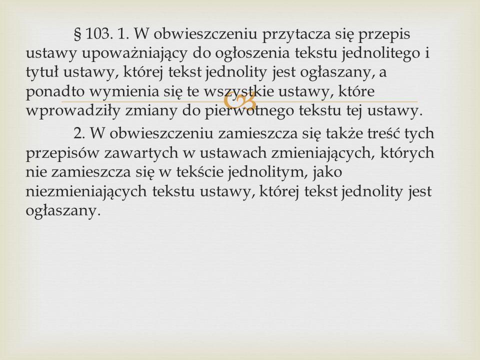 § 103.1.