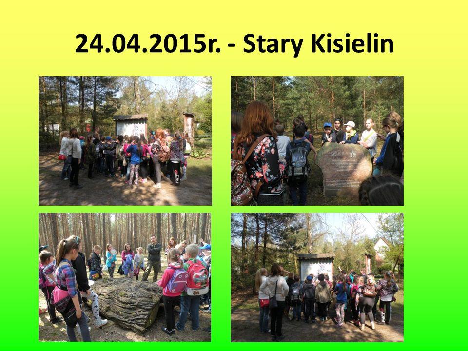 24.04.2015r. - Stary Kisielin
