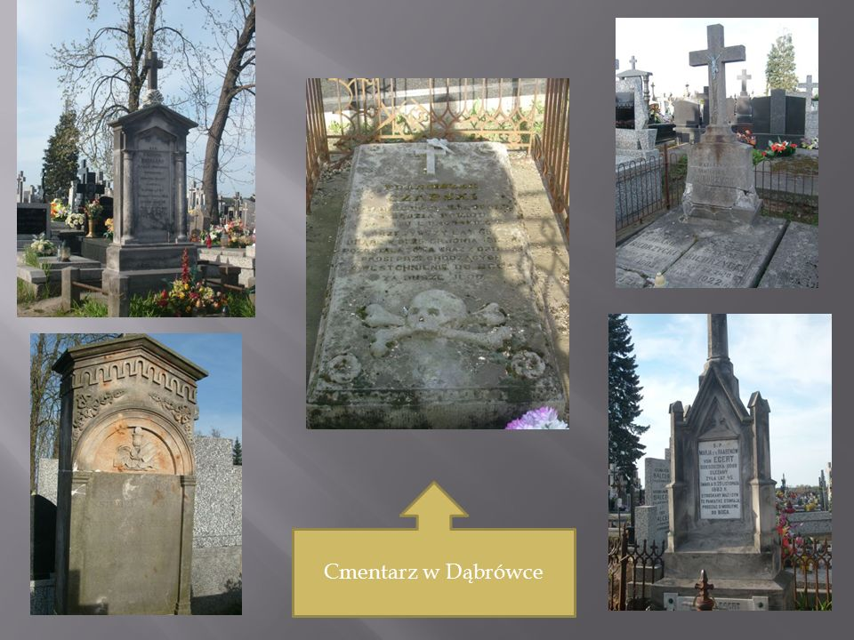 Cmentarz w Dąbrówce