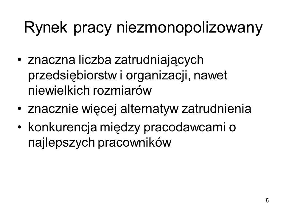16 Zasięg pracy na czarno - szacunki W pierwszej połowie lat 90.