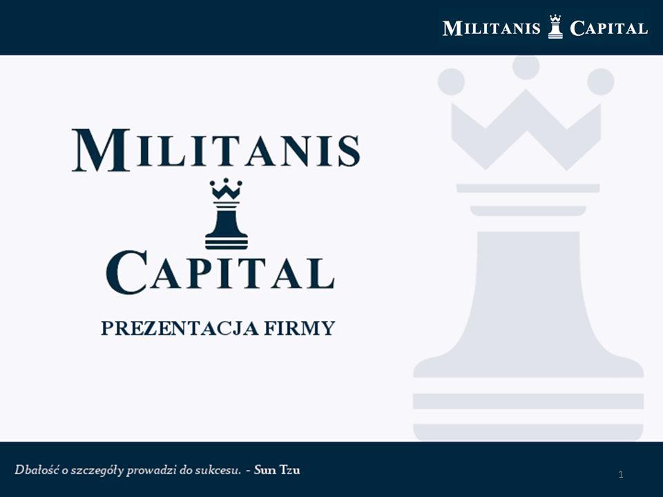 2 WYCENA SPÓŁKI Militanis Capital Sp.z o.o.