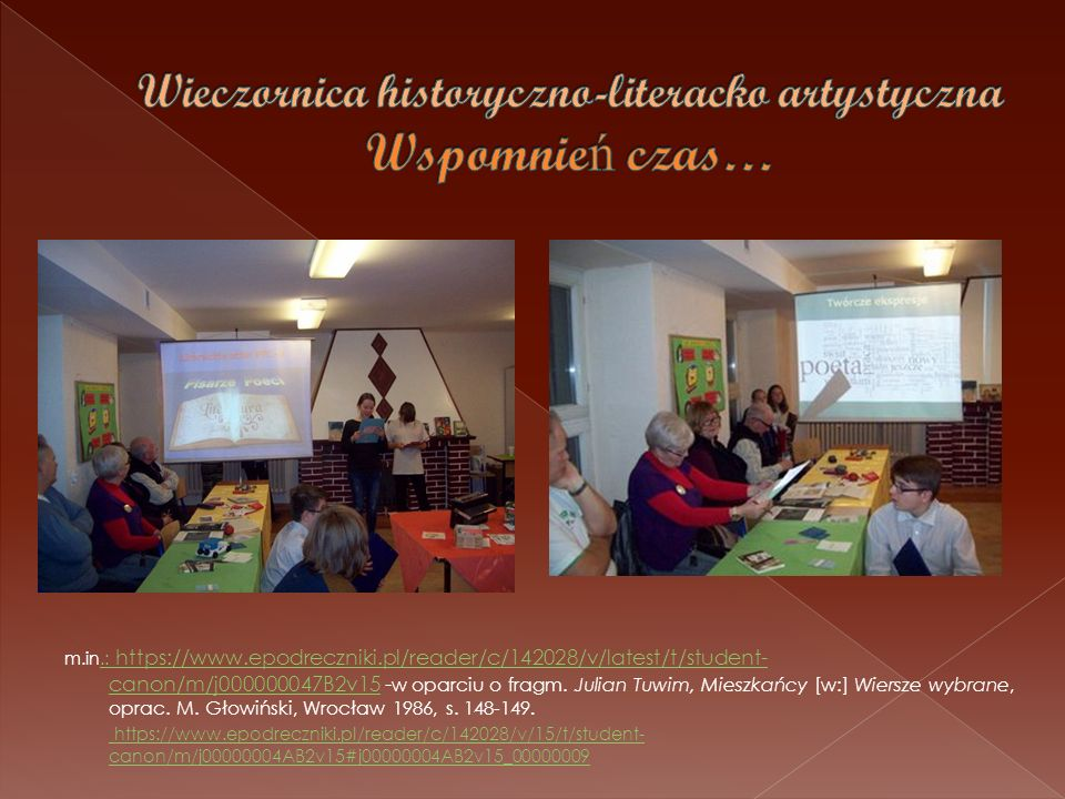 m.in.: https://www.epodreczniki.pl/reader/c/142028/v/latest/t/student- canon/m/j000000047B2v15 - w oparciu o fragm.