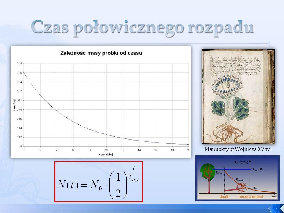 Manuskrypt Wojnicza XV w.