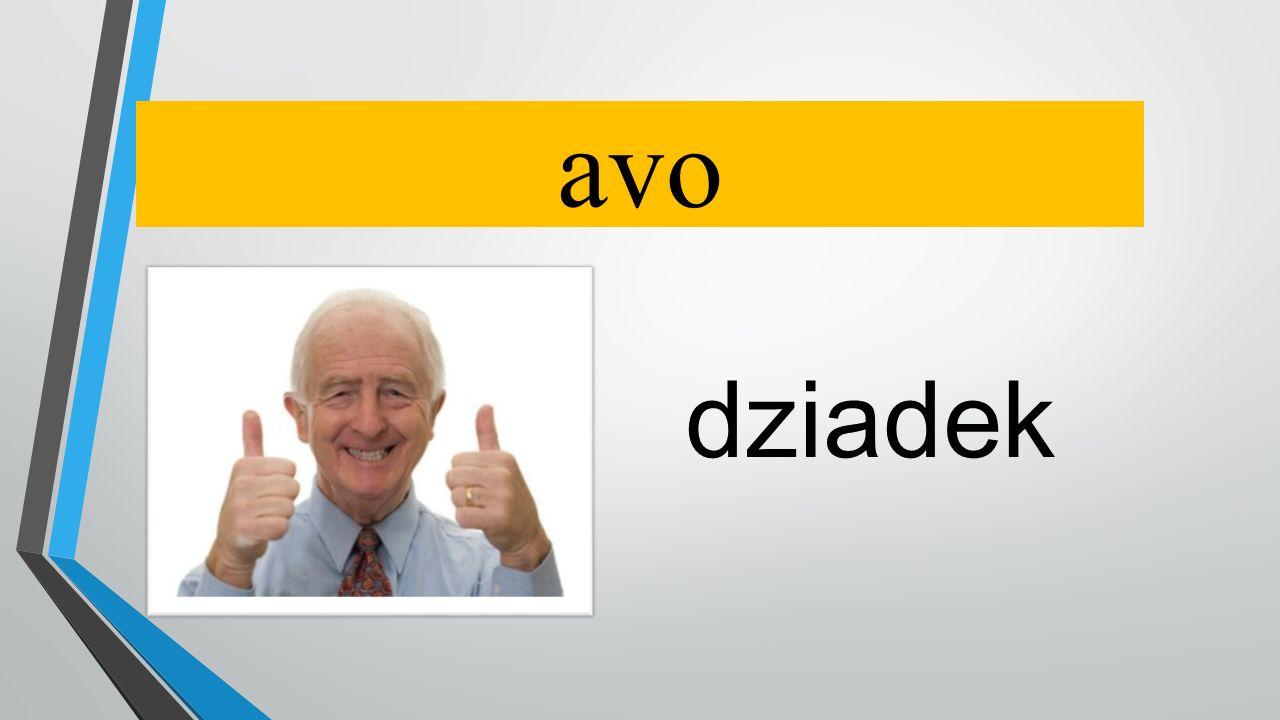 avo dziadek