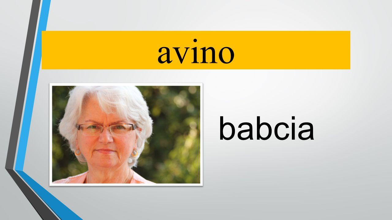 avino babcia