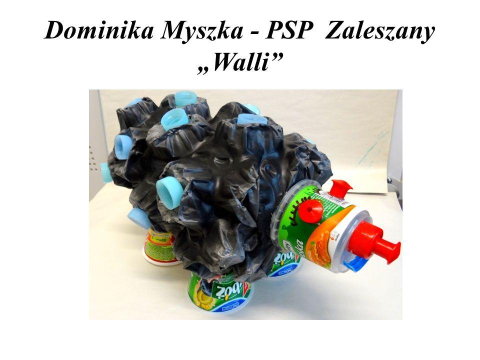 """Dominika Myszka - PSP Zaleszany """"Walli"""