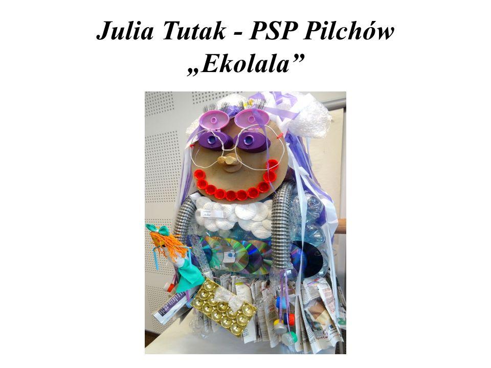 "Julia Tutak - PSP Pilchów ""Ekolala"""