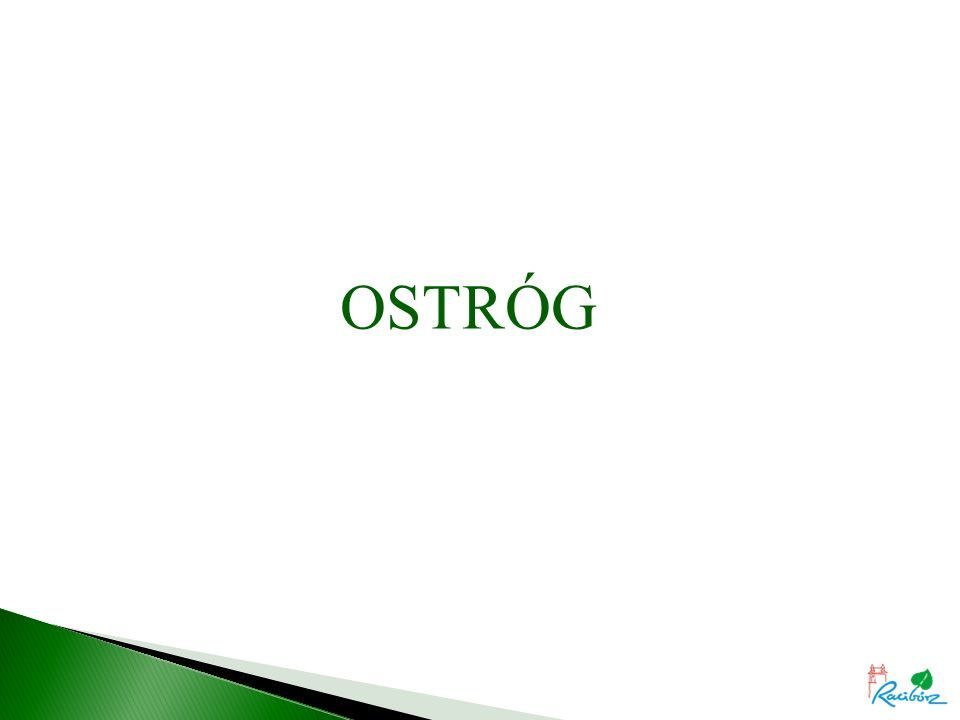 OSTRÓG