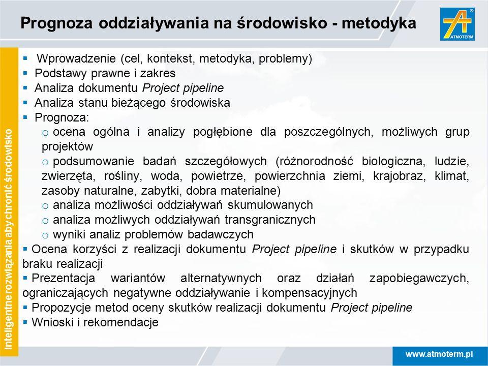 www.atmoterm.pl Inteligentne rozwiązania aby chronić środowisko  Wprowadzenie (cel, kontekst, metodyka, problemy)  Podstawy prawne i zakres  Analiz