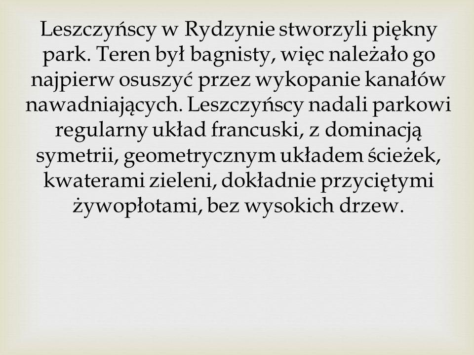 Ślady Leszczyńskich w Lesznie Nagrobek Bogusława Leszczyńskiego, stryja Stanisława, który ufundował kościół p.w.