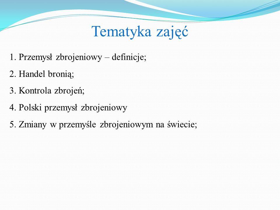 Polskie Grupa Zbrojeniowa  Polski przemysł zbrojeniowy w okresie III RP; Lp.Firma Lokalizacja 1Siemianowice Śląskie 2Stalowa Wola 3k.